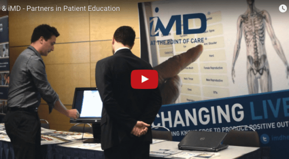 CDA & iMD – Partners in Patient Education