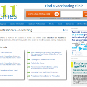 Vaccines411 & iMD Health seek to Enhance Physician Education