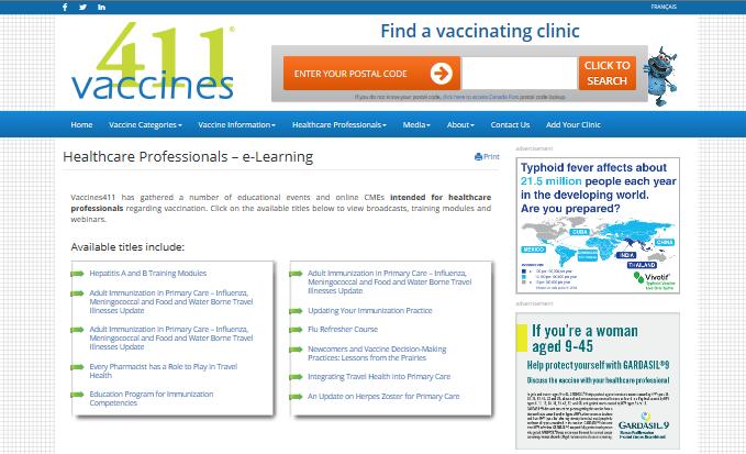 vaccines411