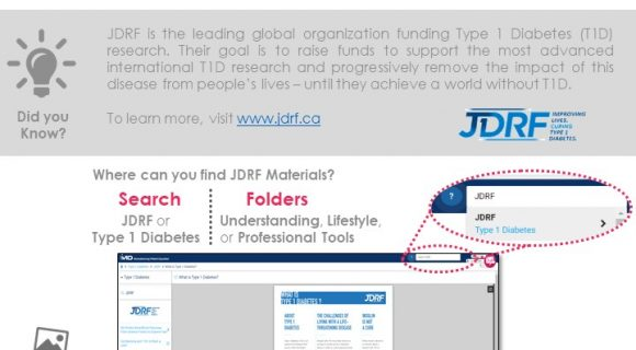 iMD Welcomes: JDRF