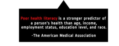 5 Steps to Health Literate Patients