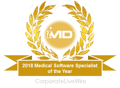 Innovation and Excellence Award: Medical Software Specialist of the Year 2018