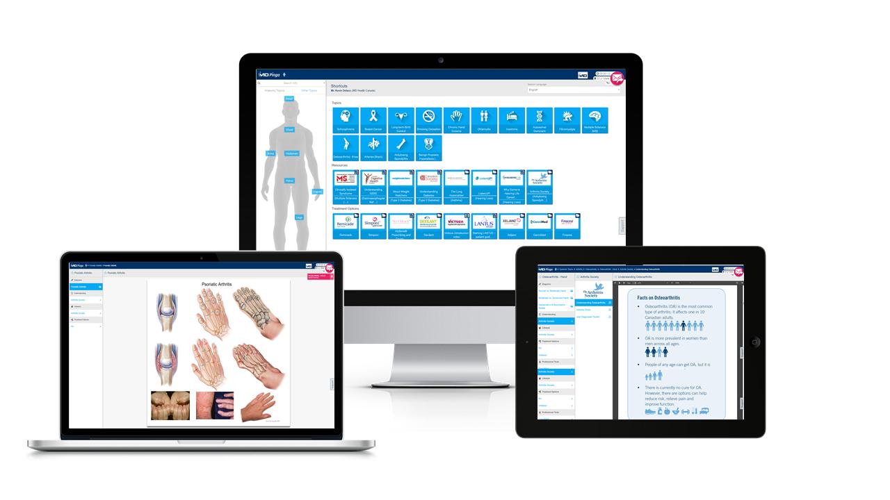 iMD Platforms Image