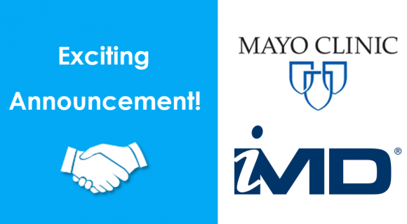 Mayo Clinic and iMD Health Announce Working Relationship