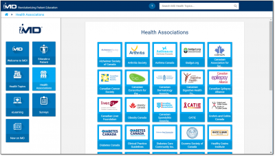 Some of our Health Association partners
