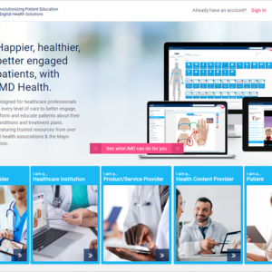 iMD Health launches new website showcasing well care capabilities