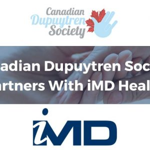 Canadian Dupuytren Society Partners With iMD Health