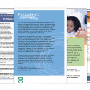 IMD Update: Our parenting resource library has the answers to your patients' questions!